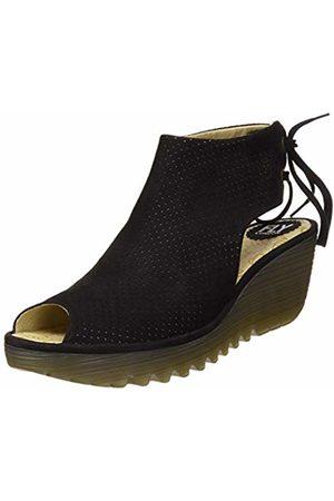 Fly London Women's YPUL799FLY Open Toe Sandals, (Cristal Sole) 015