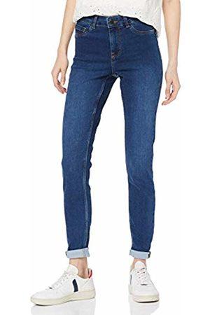 Pieces Women's Pcshape-up Sage Mw Jegging Mb212-vi/noos Slim Jeans, (Medium Denim Medium Denim)