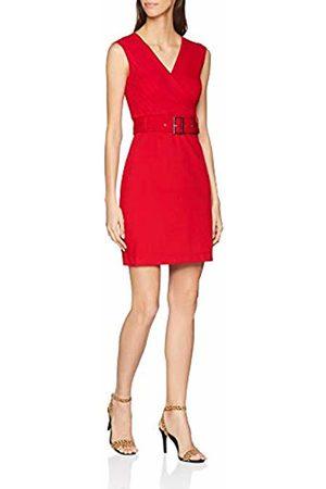 Morgan Womens 191-RMDRO.N Sleeveless Evening Dress - - Small