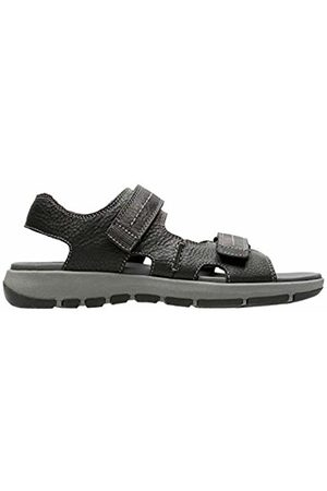 Clarks Brixby Shore Leather Sandals in Standard Fit Size 9