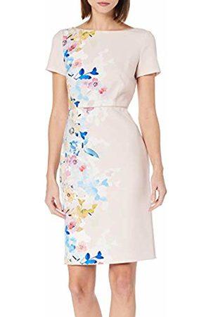Comma, Women's 8t.904.82.8162 Dress, Placed Print 80d5