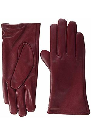"Snugrugs Womens Butter Soft Premium Leather Glove with Warm Fleece Lining - - Extra Large (8"")"