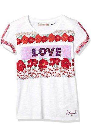 Desigual Girl Knit T-Shirt Short Sleeve (ts_dakotadel) ( 1000)