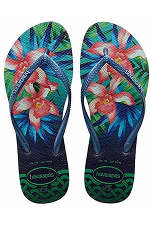 Havaianas Slim Tropical, Women's Flip Flops Shoe and Boot Toe Guards