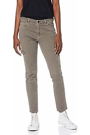HUGO BOSS Women's Sicargy1-d Slim Fit Trouser