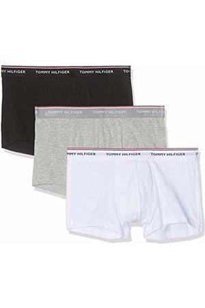 Tommy Hilfiger Men's Low Rise 3 Pack Premium ESS Boxer Shorts