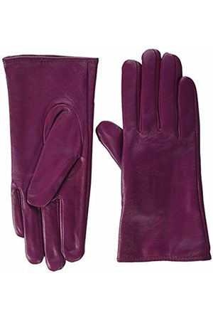 "Snugrugs Womens Butter Soft Premium Leather Glove with Warm Fleece Lining - - Large (7.5"")"