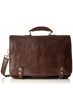 Chicca Tuttoa Women's CBC18255AGF22 Top-Handle Bag Brown Marrone (Testa Di Moro)