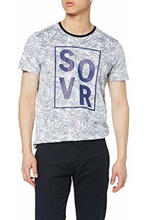 s.Oliver Men's 13.904.32.6477 T-Shirt, ( A)