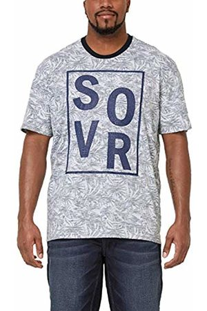 s.Oliver Men's 15.904.32.4166 T-Shirt, ( 01a0)