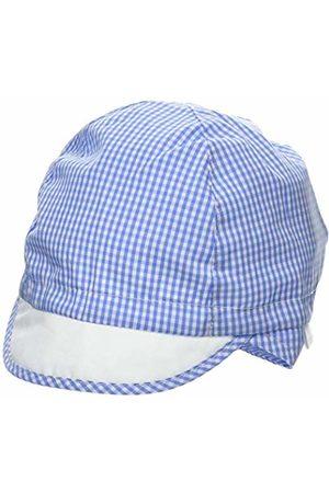 maximo Baby Boys Schildmütze, Vichykaro, Elastischer Einsatz, Bindeband Hat