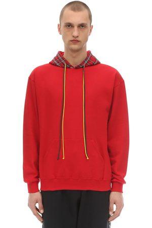 NORWOOD CHAPTERS Nor Plaid Cotton Sweatshirt Hoodie
