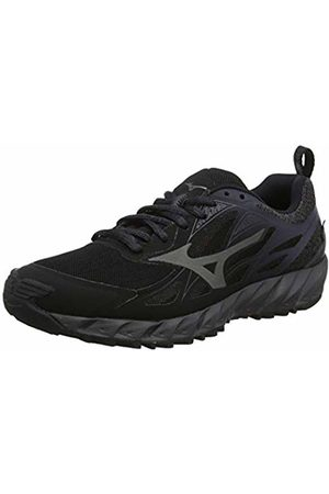 Mizuno Women's Wave Ibuki GTX Trail Running Shoes, ( /Metallic Shadow/Magnet 49)