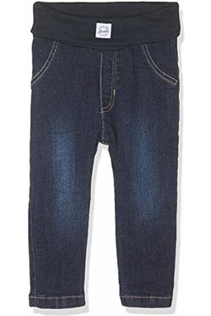 Sanetta Baby Boys Jeans Dark Blue