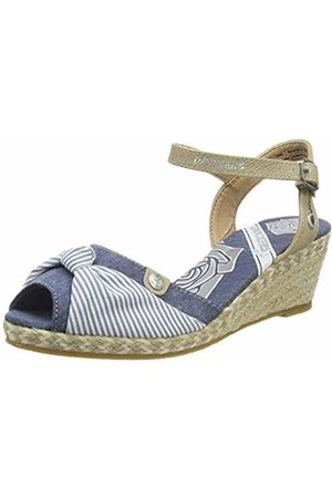 Dockers Women's 36is211-706660 Ankle Strap Sandals 8 UK