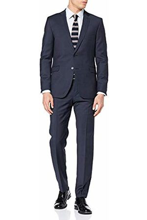 Strellson Men's Allen-Mercer Suit (Navy 412) 28 (Size: 54)