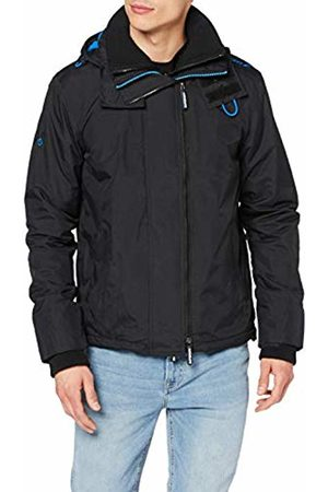Superdry Men's Popzip Hood Arctic Sd-wndchter Nb Jacket