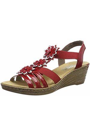 Rieker Women's 62461-34 Closed Toe Sandals 6.5 UK