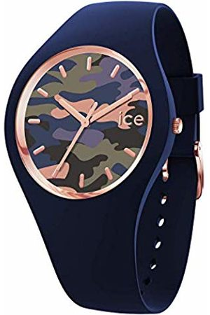 Ice-Watch Womens Analogue Quartz Watch with Silicone Strap 16638