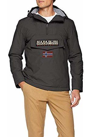 Napapijri Men's Rainforest Winter Jacke Jacket, (Dark Solid 198)
