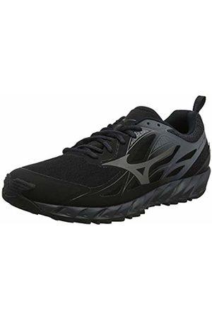 Mizuno Men's Wave Ibuki GTX Trail Running Shoes, ( /Metallic Dark Shadow 49)