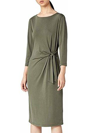 MERAKI Women's Twist Midi Dress