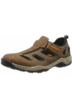 Rieker Men's 08075-24 Low-Top Sneakers 9.5 UK