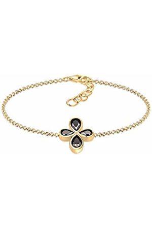 Elli Women's 925 Sterling Silver Strand Bracelet 0212131917_16 - 16cm length