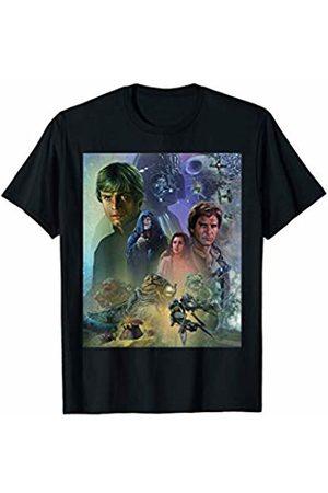STAR WARS Celebration Mural Return of the Jedi T-Shirt