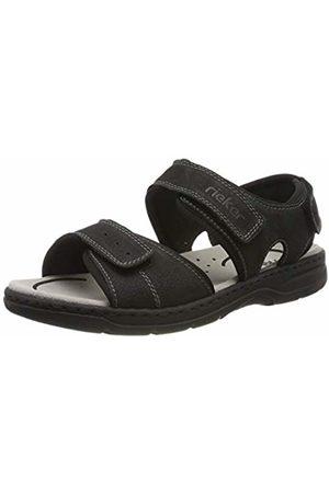 Rieker Men's 26274-00 Closed Toe Sandals