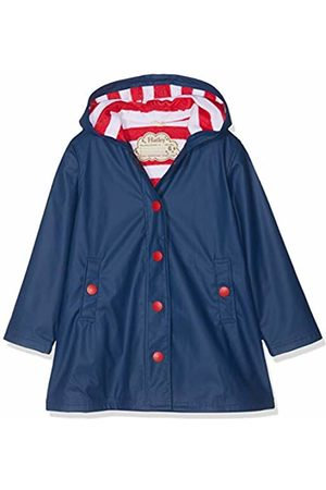 Hatley Girl's Splash Jacket, (Navy/ )