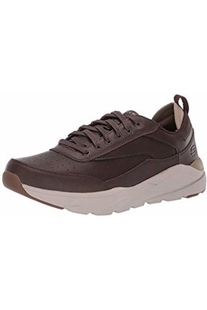 Skechers Men's VERRADO Trainers, Chocolate