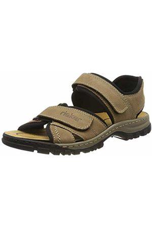 Rieker Men's 25051-20 Closed Toe Sandals 7.5 UK