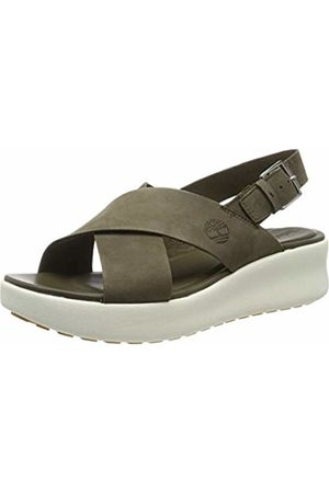 Timberland Women's Los Angeles Wind Sling Back Sandals
