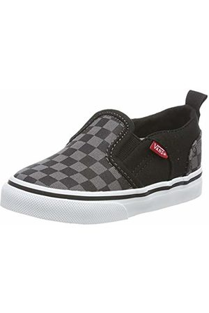 Vans Baby Atwood V Classic Trainers, (Checkers) /Pewter 8ju