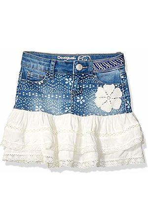 Desigual Girl Denim Skirt Short (FAL_calella), Ligth Wash 5007