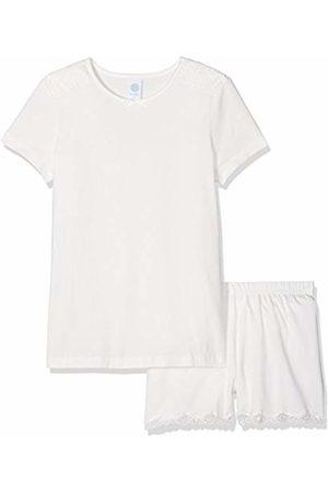 Sanetta 244078 Girls' 2-Piece Pyjama Set Short - - 10 Years
