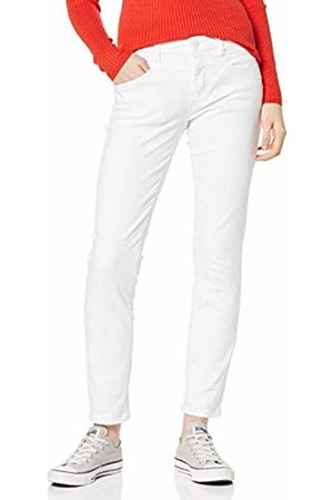 Tom Tailor Women's Sportliche weiße Alexa Slim Jeans 20000