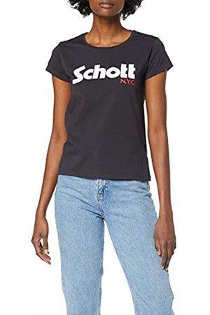 Schott NYC Schott Women's Tslogow T-Shirt Not Applicable