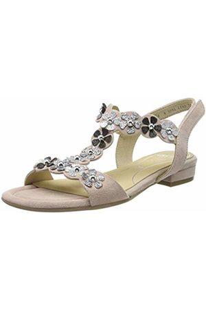 ARA Women's Vegas 1216835 T-Bar Sandals 4 UK