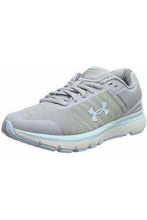 Under Armour Women's Charged Europa 2 Running Shoes, Coded /Mod Gray 102