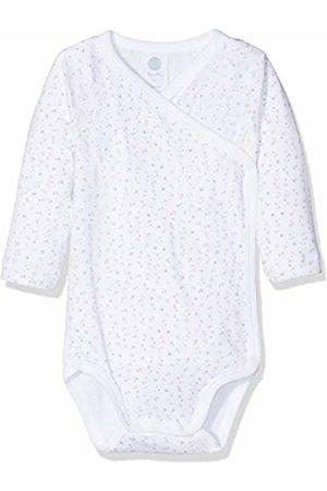 Sanetta Baby Girls' Wrapover Body 1/1 Allover Bodysuit, ( 10)