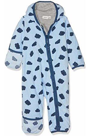 Name it Baby Boys' NBMMARVEL Fleece Suit Snowsuit Mehrfarbig Skyway