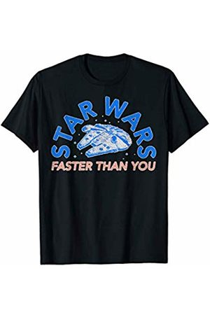STAR WARS Faster Than You Millennium Falcon T-Shirt