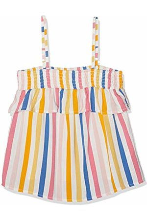 Name it Girls' NKFFRANSINE Strap Blouse Tank Top Bright