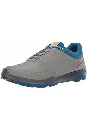 Ecco Men's Biom Hybrid 3 Golf Shoes (Gris/Azul 000) 10.5/11 UK