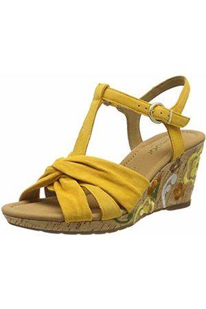 Gabor Shoes Women's Comfort Sports Ankle Strap Sandals