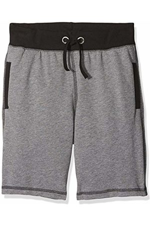 Sanetta 244073 Boys' Pyjama Bottoms - Grey - 10 Years