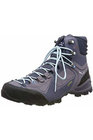 Salewa Women's WS ALPENVIOLET MID GTX High Rise Hiking Boots Grau (Grisaille/Ethernal 455) 3.5 UK 4