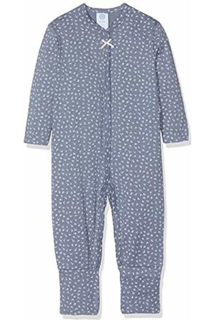 Sanetta Baby Girls' Overall Long Sleepsuit